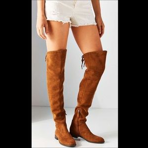 Dolce Vita - Neely over the knee boots SZ 8.5 NWOB